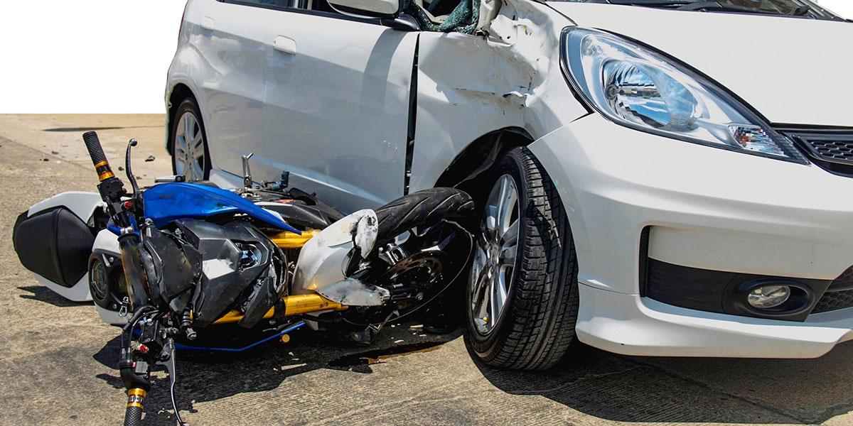 Near-Fatal Motorcycle Crash Nets Victim $700,000